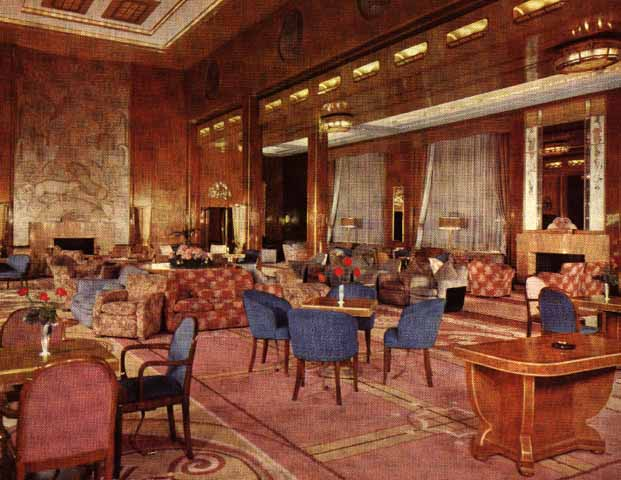 The First Class Lounge