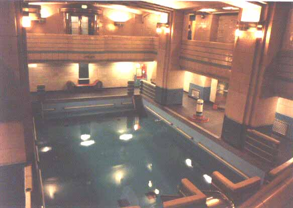 The first class swimming pool - Queen mary swimming pool victoria ...
