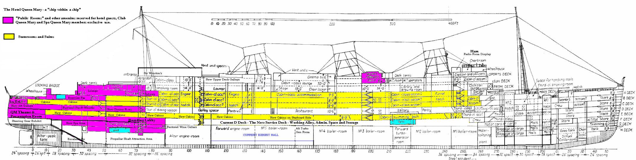 100 Titanic Floor Plan Rms U2013 Titnicos