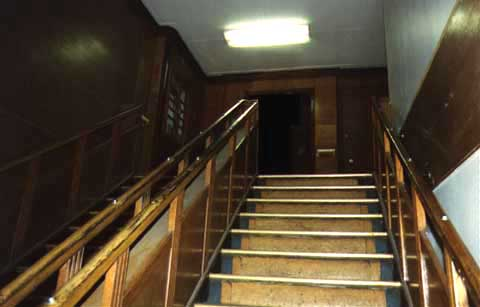 The Third Class Entrances Main Stairway And Public Rooms