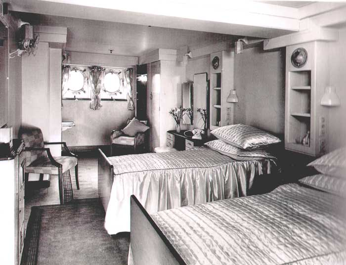 Cabins And Suites